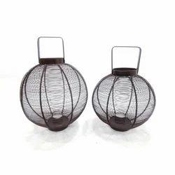Metal Wire Lanterns