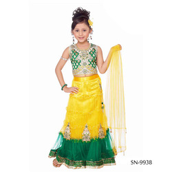Fancy Girls Lehenga