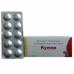 Multivitamin, Multiminerals, B-Complex & Antioxidant Tablets