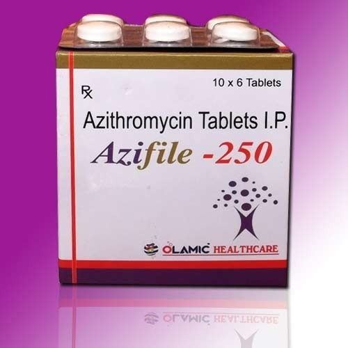 Tolmach farms azithromycin