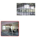 Aluminum Partitions for Office
