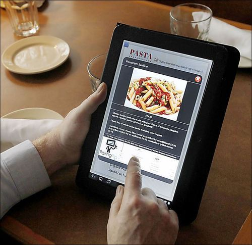 restaurant digital menu software services digital menu for