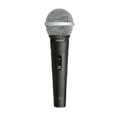 single wired microphone