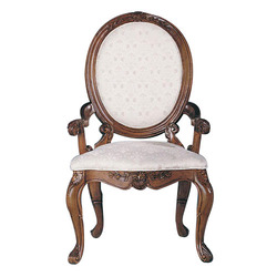 Hand Crafted Wooden Chair