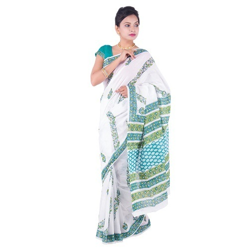 Colourful Printed Sarees