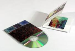 CD DVD printed pouch