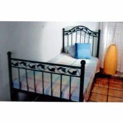 Steel Hostel Bed