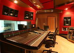 acoustic solution for recording studios