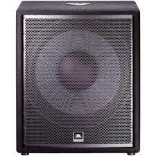 JBL JRX 218 S Speaker