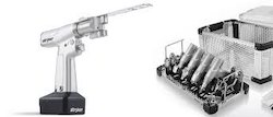 Stryker 6207 System 6 Sternum Saw with 6215 Battery