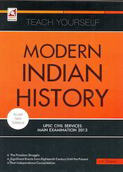 Modern Indian History - Books