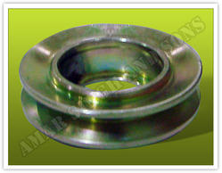 Adjuster Pulley Steel Forging