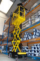 One Man Scissor Lift
