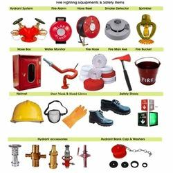 Safety & Fire Fighting Items