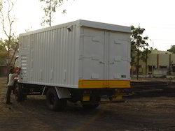 Live Chick Transport Container