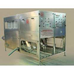 20 Liter's Jar Rinsing Filling Capping Machine