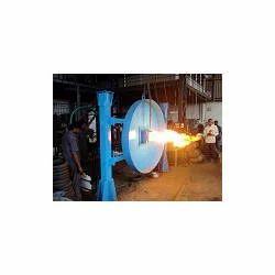 Ladle Pre Heater - Horizontal Type