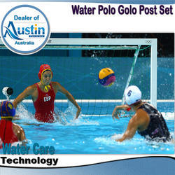 Water Polo Goal Post Set