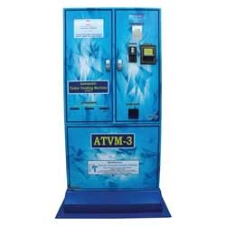 Self Service Ticket Vending Machine