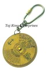 Calendar Key Ring