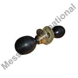 Door Knobs - Nickel Beehive Door Knobs Exporter from Moradabad