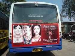 Jnnurm Full Bus Branding