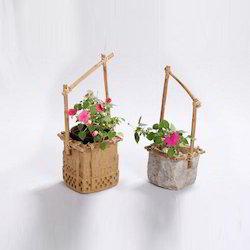Fiberglass Vases Planters