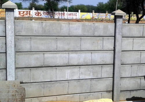 RCC Folding Compound Wall. Compound Wall   Concrete Compound Wall Manufacturer from Jaipur