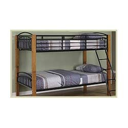 Comfortable Bunk Bed