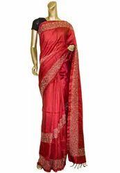 Art Silk Casual Printed Saree