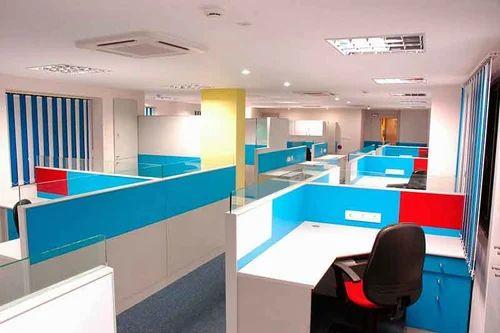 Office Space Interiors Designing