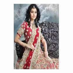 Designer Choli Sharara