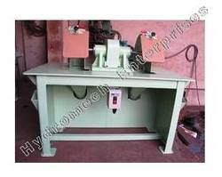 double ended buffing machine
