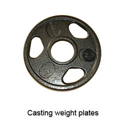Cast Weight Plate