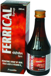 Ferrical Syrup