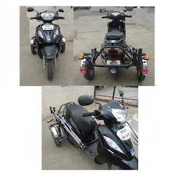 TVS Wego Handicapped Scooter