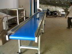 Industrial Aluminum Profile Belt Conveyor System