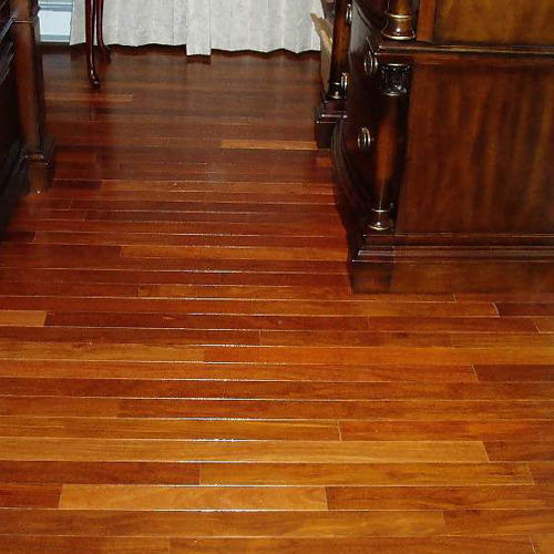 Teak Wooden Flooring In Kochi