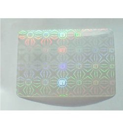 Holograhic Transparent Laminate