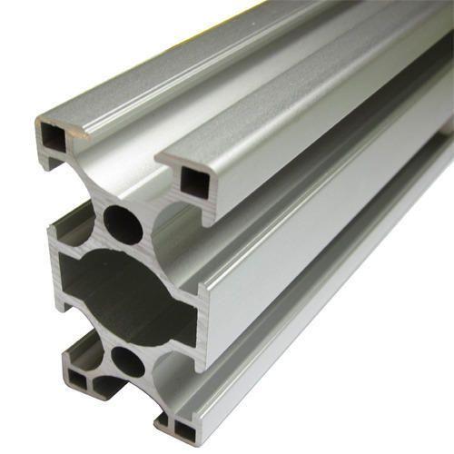 Aluminium Profiles in Ahmedabad, एल्युमिनियम