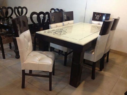 Dining table modern manufacturer from new delhi