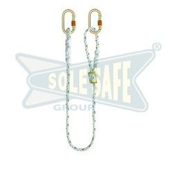 KARAM Work Positioning Lanyard with Adjuster