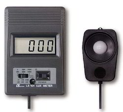 Lutron Brand Lux Meter Model No-LX 101