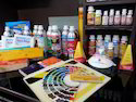 RAL Colour Epoxy Paint
