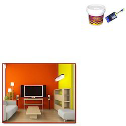 Acrylic Washable Distemper for Household Stains