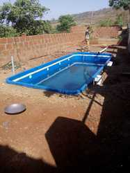 FRP Swimming Pool Portable