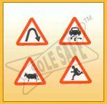 cautionary signs