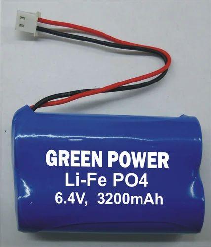 GREEN POWER LiFePO4 Battery Packs