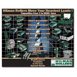 Industrial Hilman Rollers