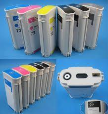 HP 72 Inkjet Recycle Cartridge